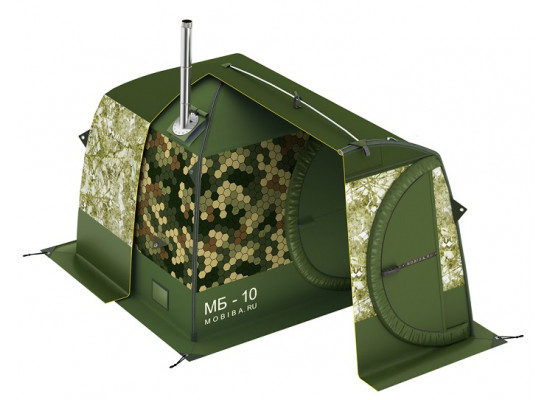 Тент накидной для бани Мобиба МБ-10 А