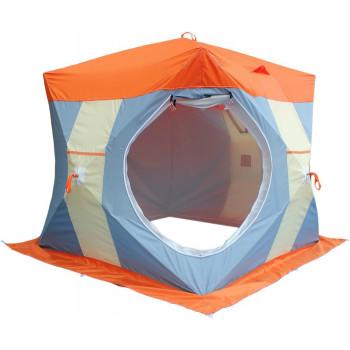 Палатка для зимней рыбалки Нельма-Куб 2 Люкс