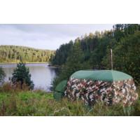 Отапливаемая палатка для рыбаков