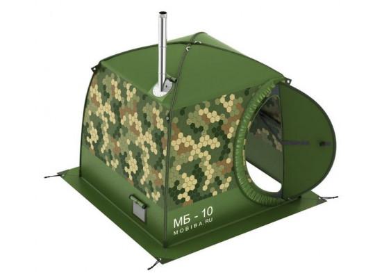 Мобильная баня Мобиба МБ-10А