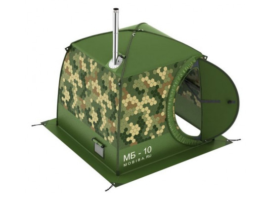 Мобильная баня Мобиба МБ-10