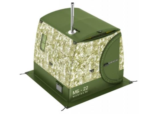 Мобильная баня Мобиба МБ-22