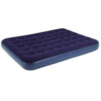 Relax Flocked Air Bed Quenn