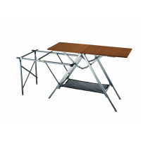 Kovea Bamboo One Action Kitchen Table KN8FN0113 кухня туристическая