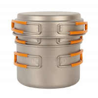 NZ TS-014 Набор титановой посуды