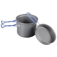 Tramp TRC-039 котел с крышкой-сковородой 1л
