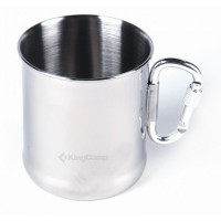KingCamp Stainless Steel Mug 250l 3675 кружка
