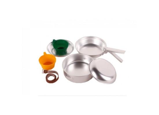 KingCamp Backpacker II KP4236 набор посуды