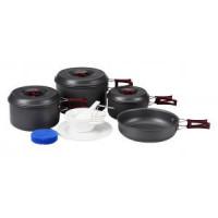 KingCamp Climber 3 3912 набор посуды