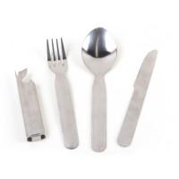 KingCamp Chow Kit Set KP2996 набор ложка-вилка-нож