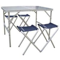 KingCamp Tablle and chair set KC3850 набор складной мебели
