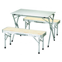 Kovea Roll Table Bench Set KK8FN0101 cтол туристический