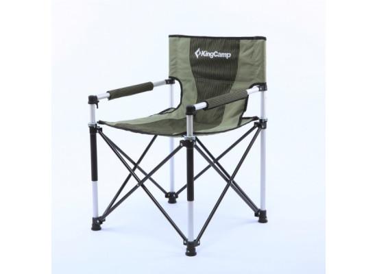 KingCamp Alu Folding Director Chair KC3882 складное кресло
